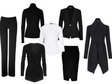 Donna Karan 7 easy pieces