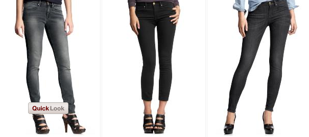 The Legging Jean - Beyond Skinny