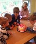 4 happy little guys!