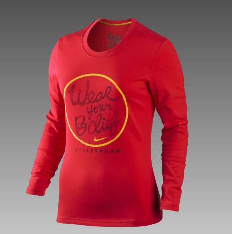 Nike Wear Your Belief Women's Tee
