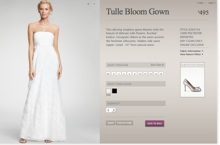 An ann taylor wedding dress the perfect choice for my wedding ann taylor wedding dresses junglespirit Images