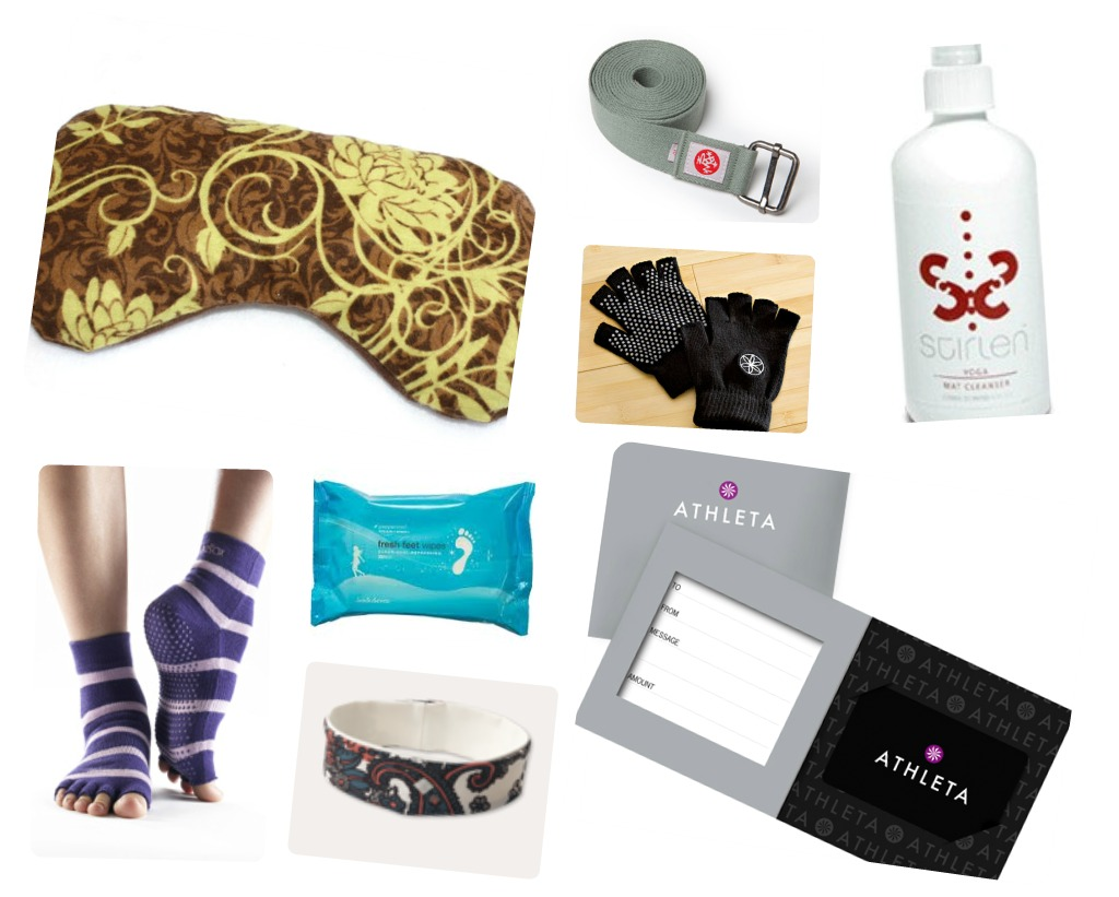 Stocking Stuffers for yoga lovers