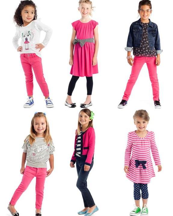153041d1559e Kids Wear Pink