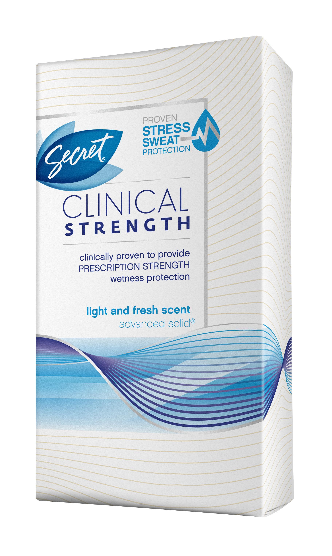 Best deodorant for nervous sweat