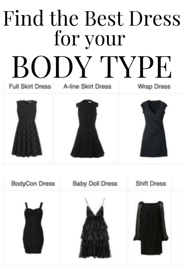 Best Dress for your BOdy Type
