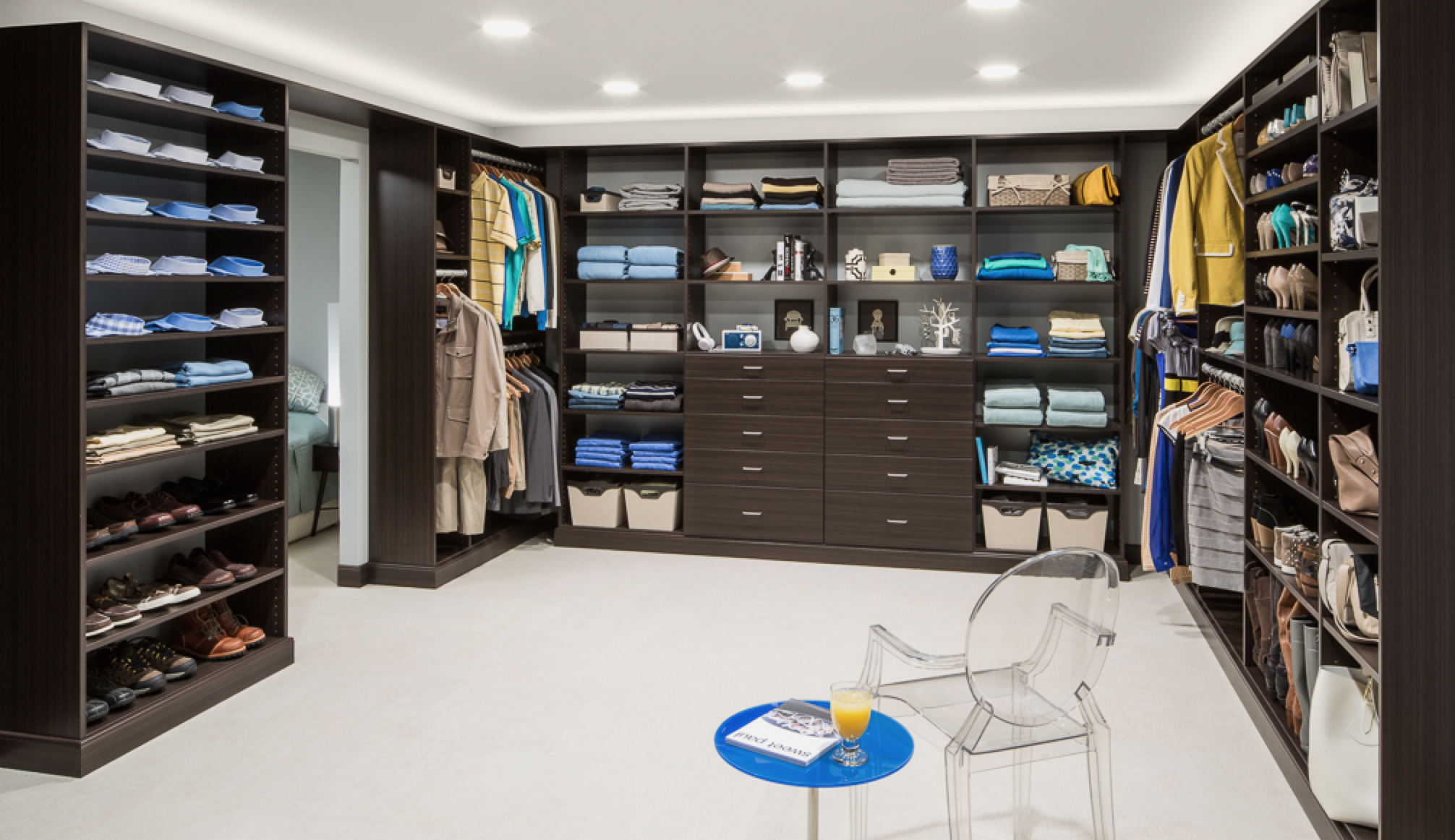 Renovation Series Creating A Dream Closet With