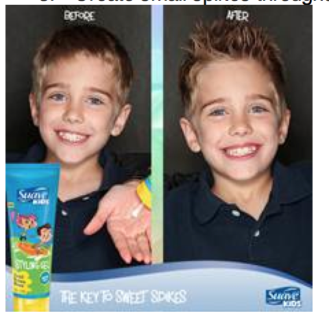 Easy Back to School Hairstyles for Boys and Girls using