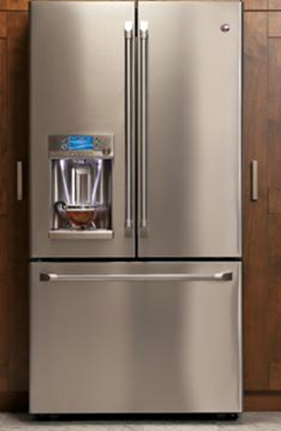 Home Appliance Review: GE Cafe French Door Refrigerator