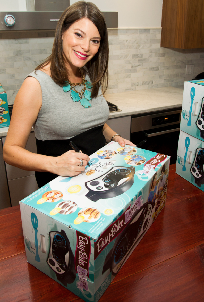 Giveaway Easy Bake Ultimate Oven Signed By Gail Simmons