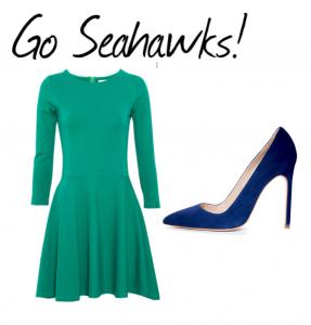 Seahawks fashion