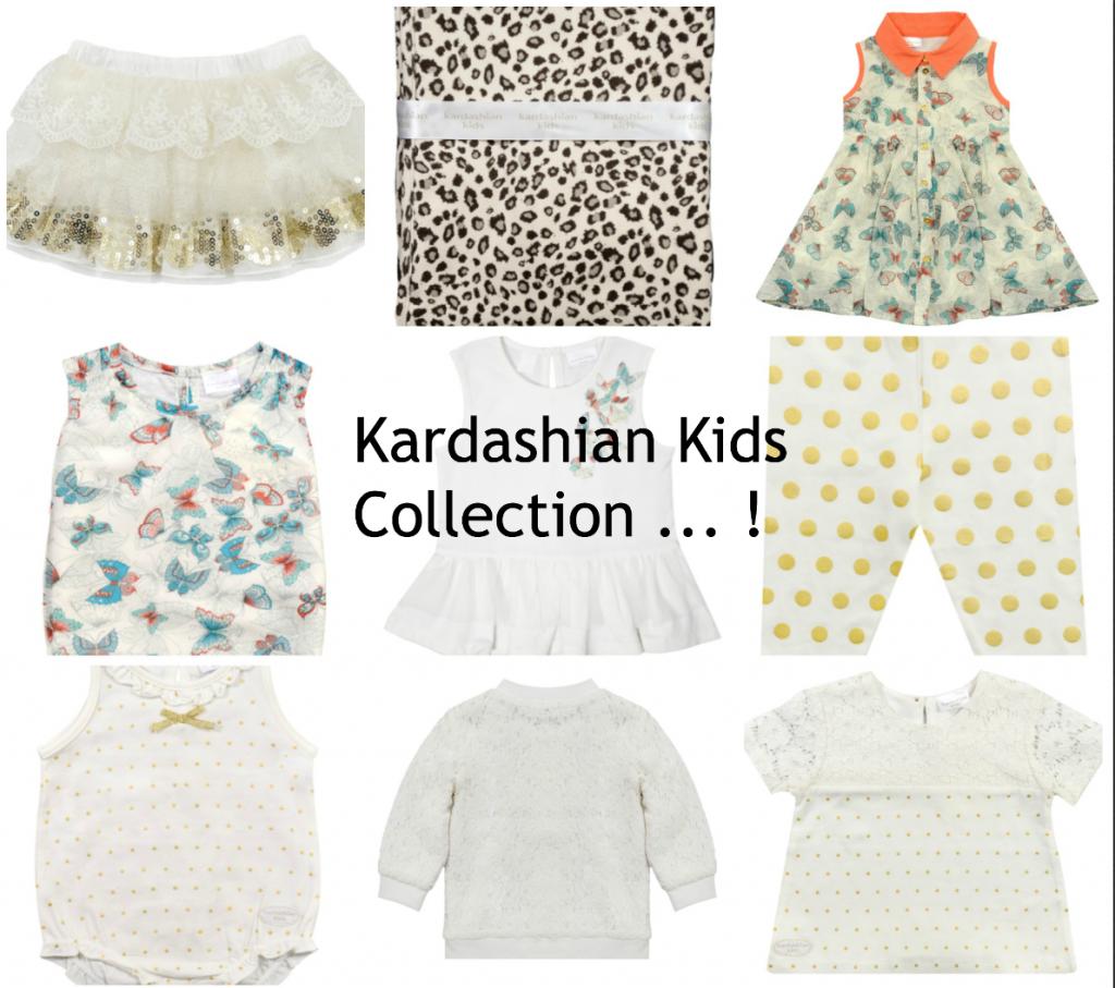 Kardashian Kid Collection