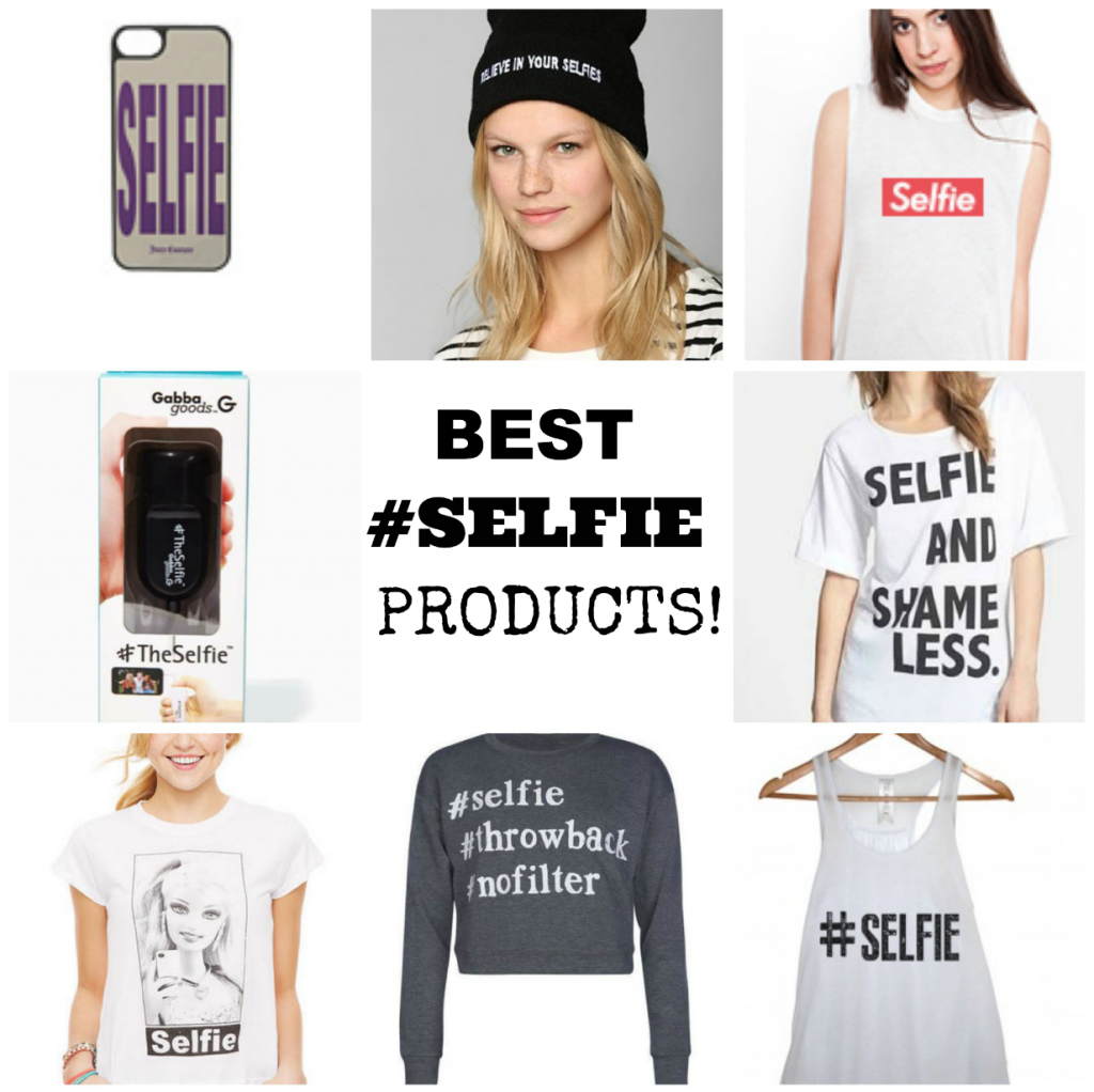 Best #Selfie Products