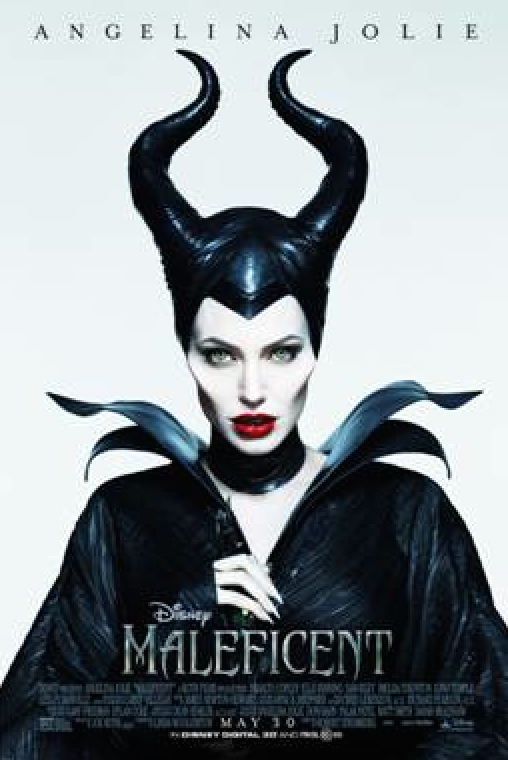 MALEFICENT Disney Poster