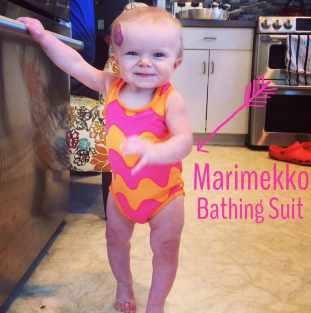 Baby Bathing suit