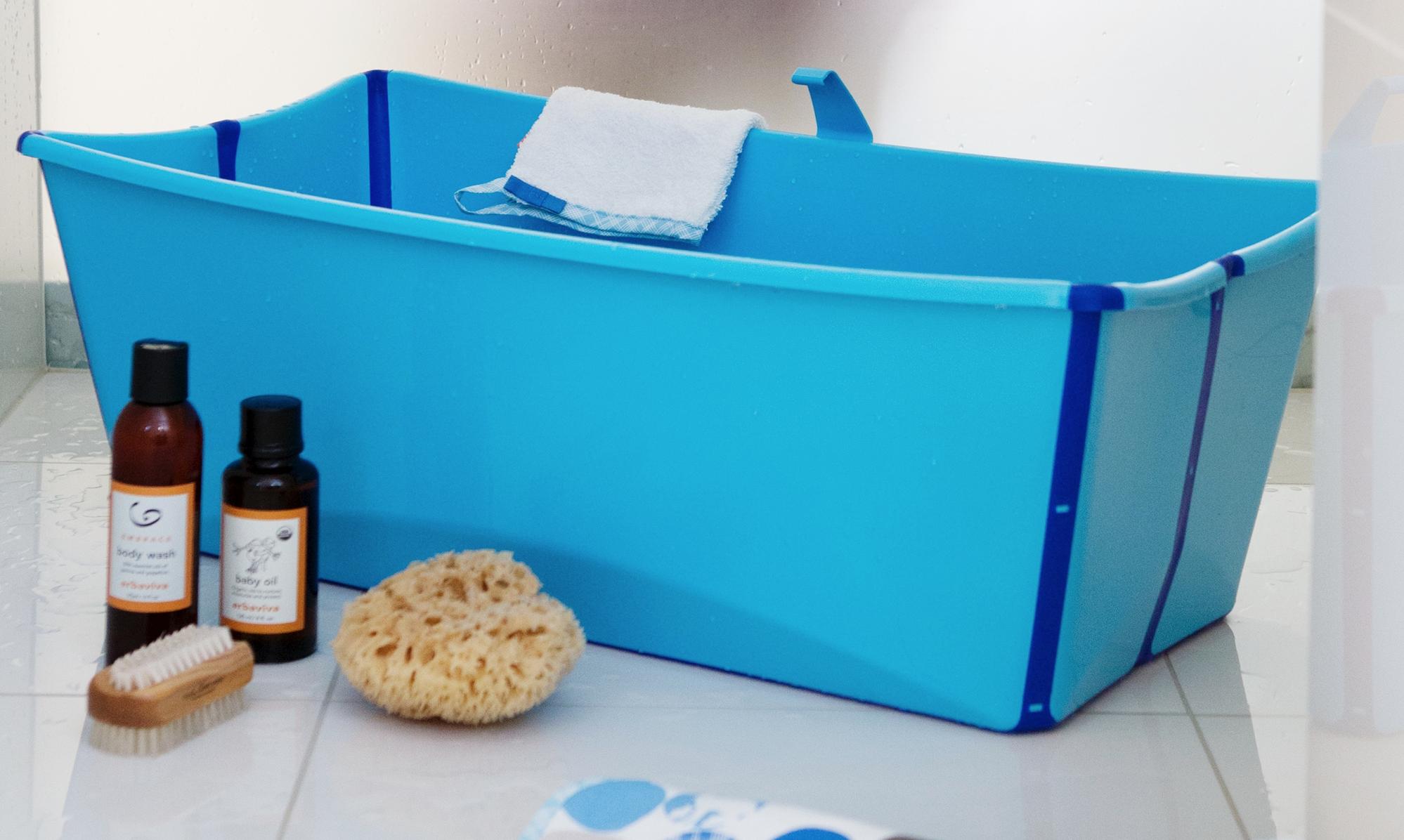 Flexibath Foldable Bathtub - Bathtub Ideas