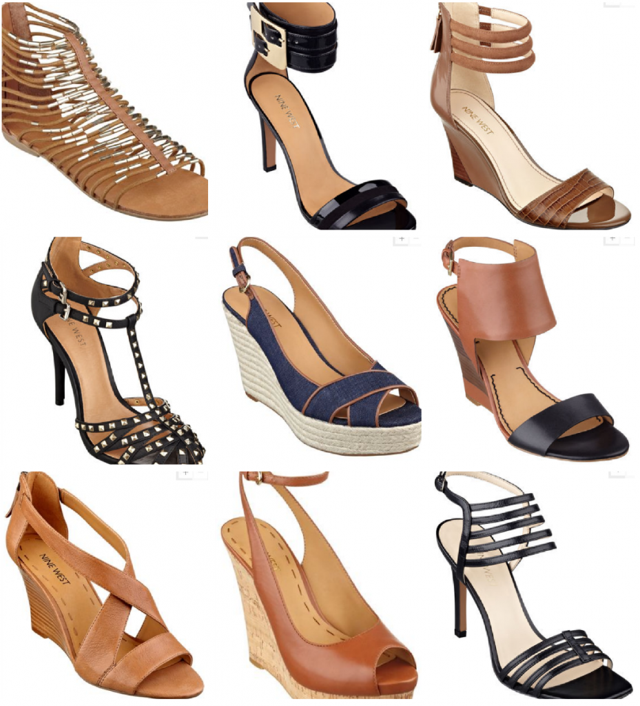 Nine West Sandal Sale