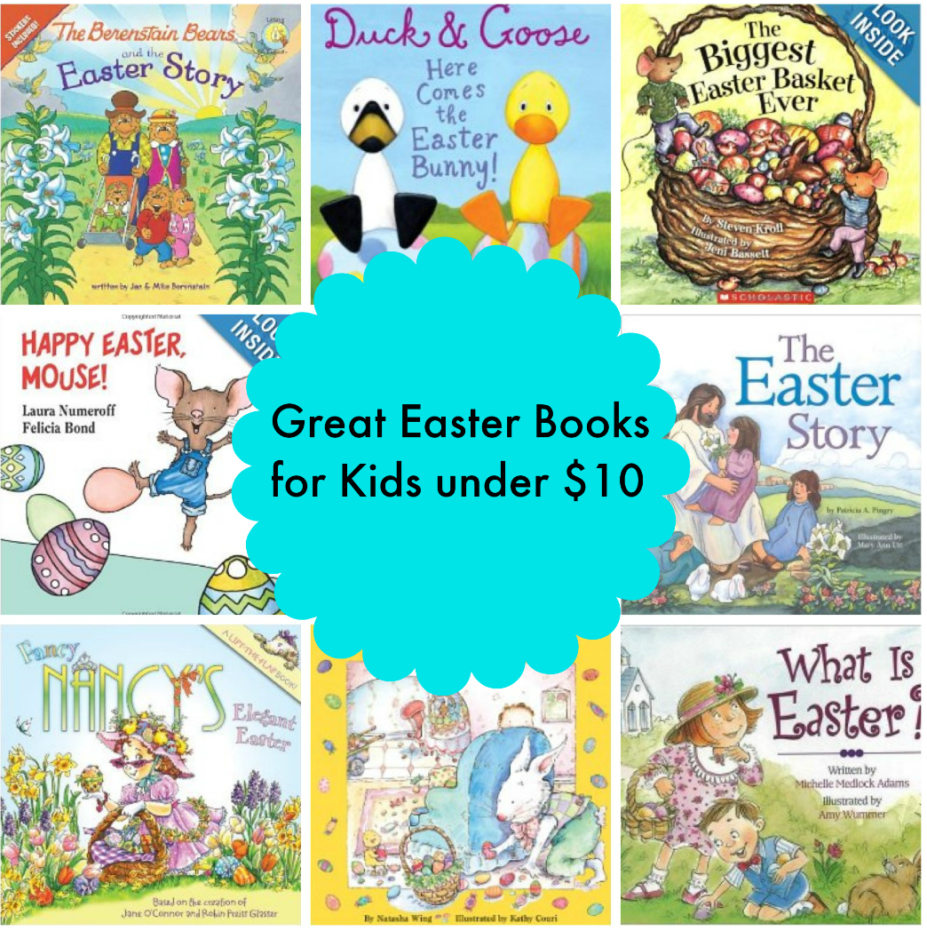 Easter Books for Adults