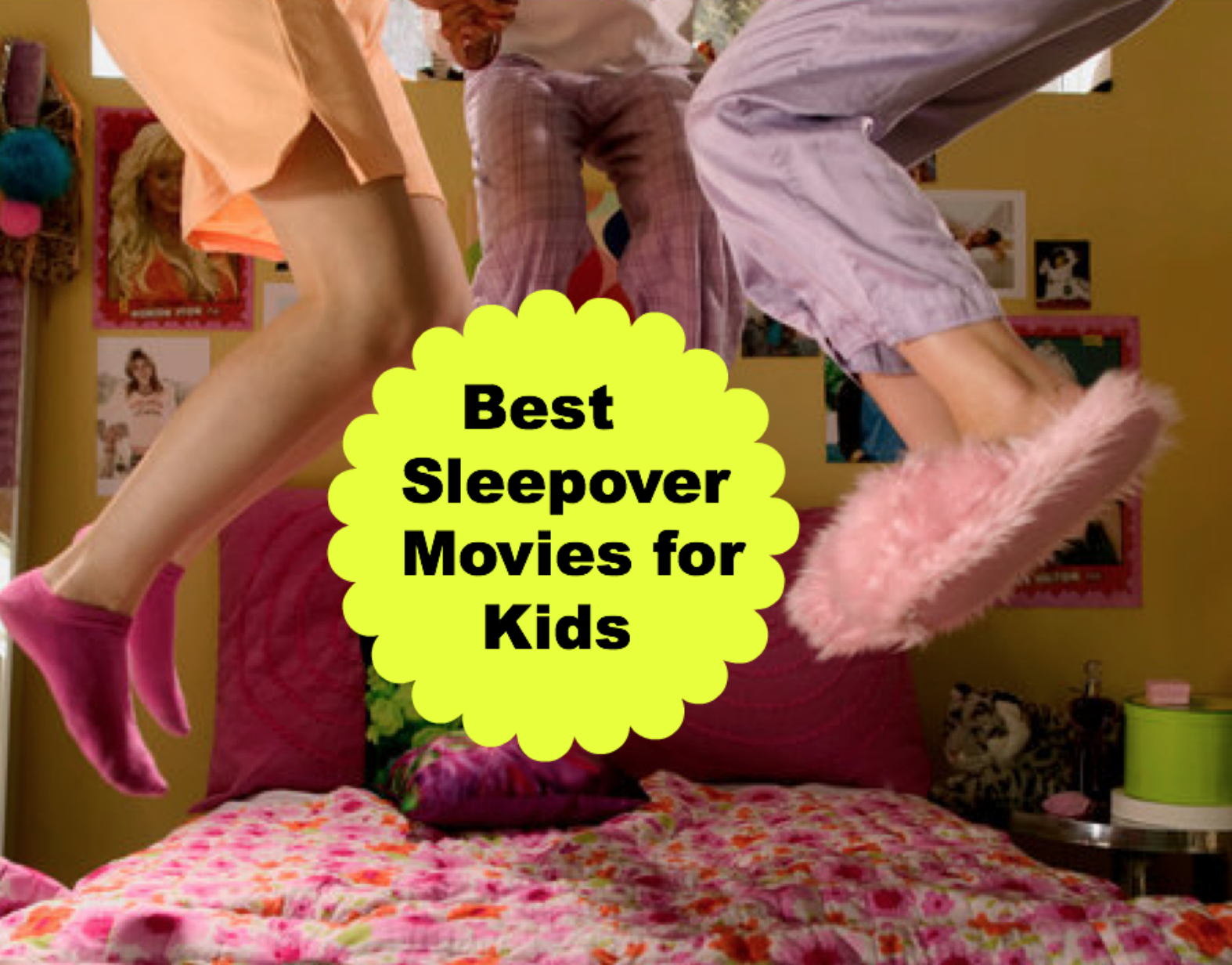 Best Sleepover Movies