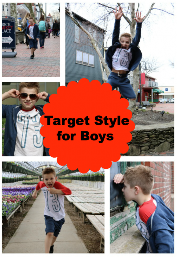 Target Style for Boys