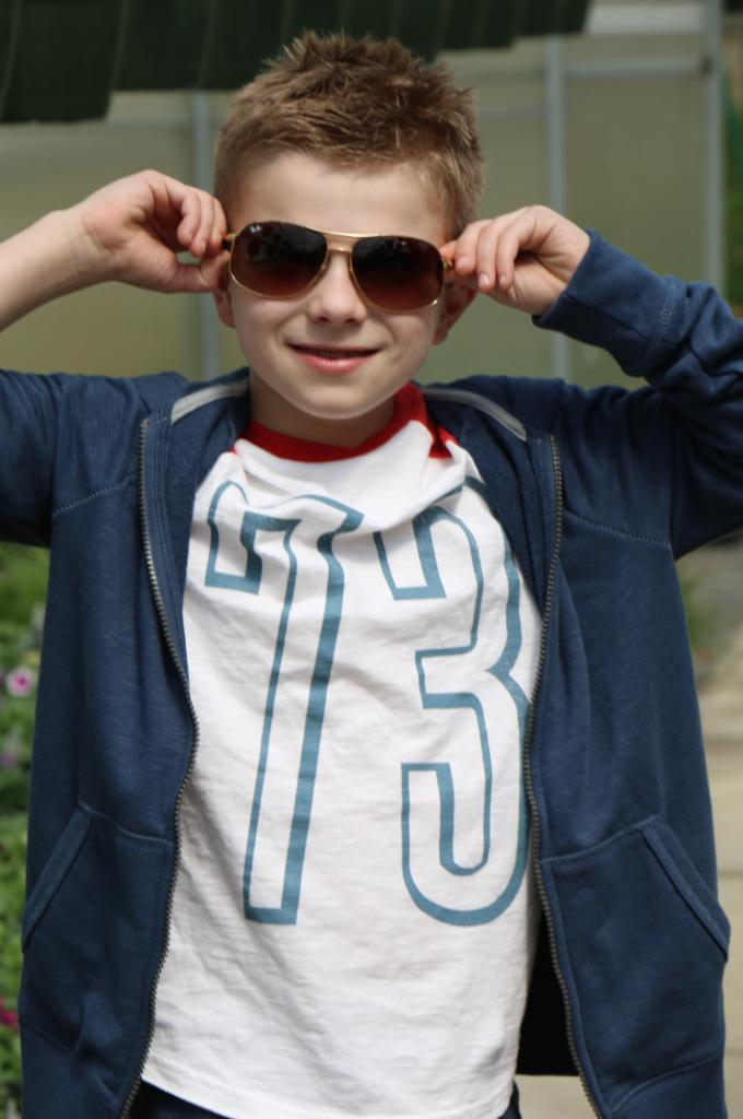 Target Boy Styles