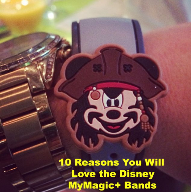 Disney MyMagic+ Band