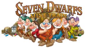 Seven Dwarfs Mine Train Ride