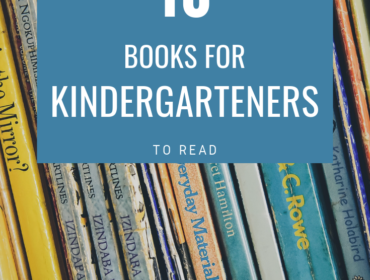 Best Books for Kindergarten