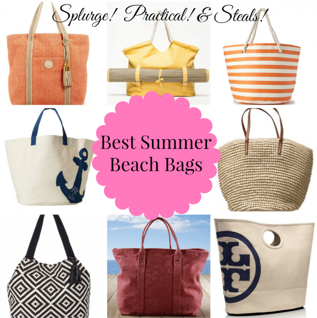Best Beach Bags For The Summer Splurge Practical And Steals