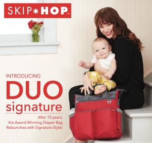 Skip Hop Duo Bag