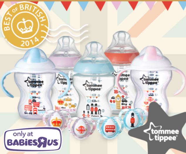 Tommee Tippee Best of British