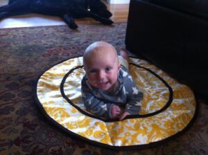 Tummy Time at 3 Months Old