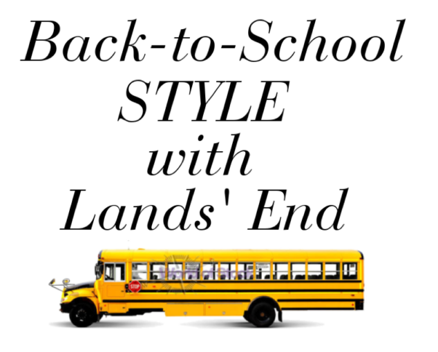 Back-to-School Style with Lands' End