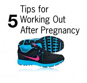 Post Pregnancy Workout