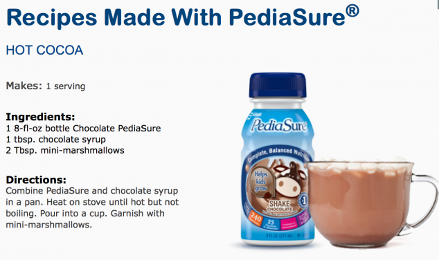 PediaSure Chocolate