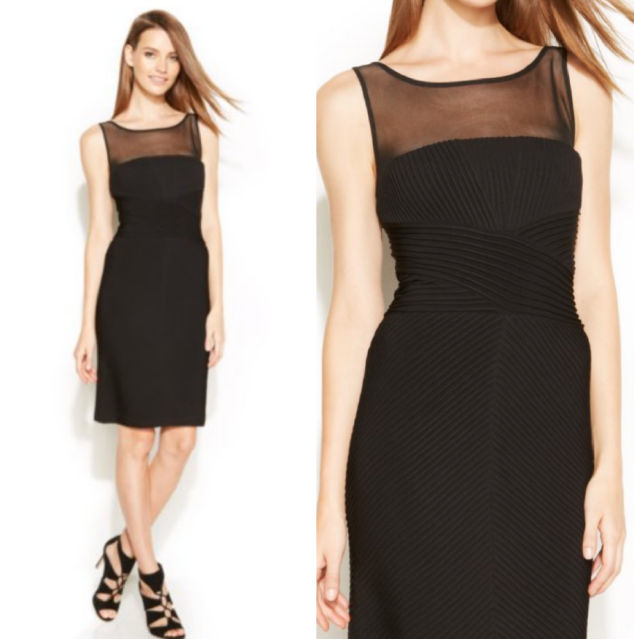 Calvin Klein Little Black Dress