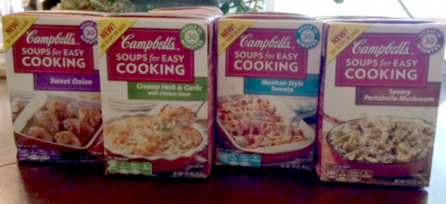 Campbell's Soups for Easy Cooking