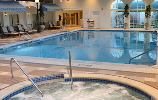 Hershey Hotel Pool