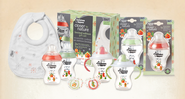Tommee Tippee Gingerbread Collection