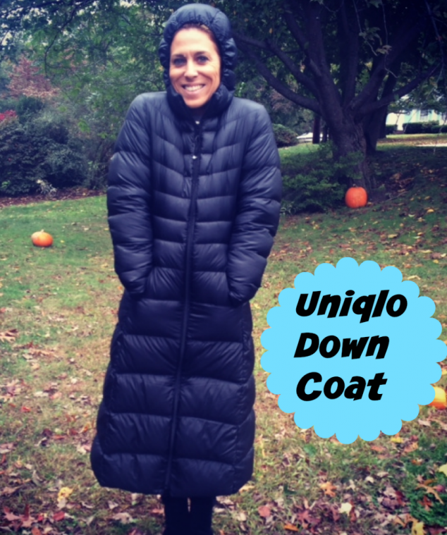 Attractive Uniqlo Down Coat Pictures