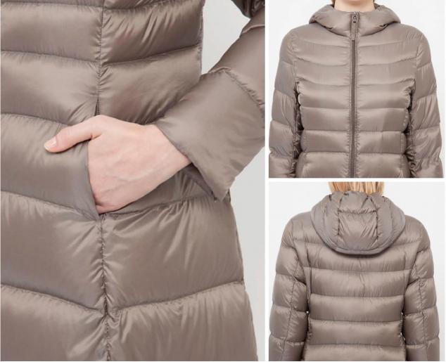 Uniqlo Down Coat