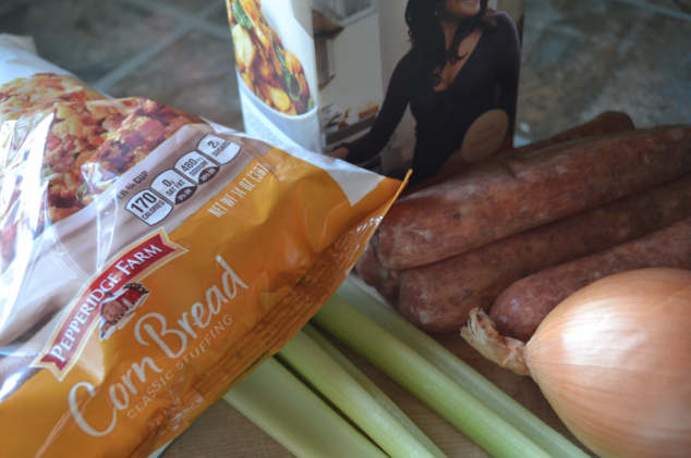 Cornbread Sausage Stuffing