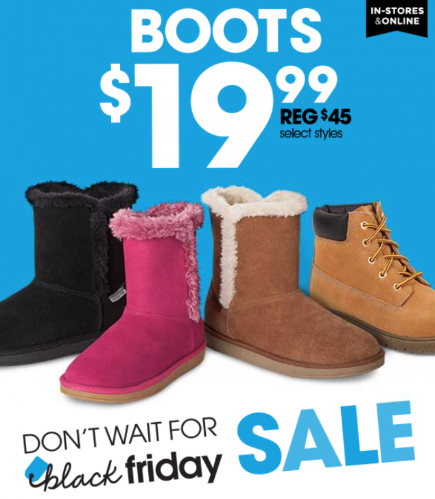 Stride Rite Black Friday Deal