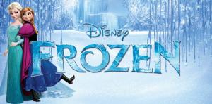 Frozen at Target