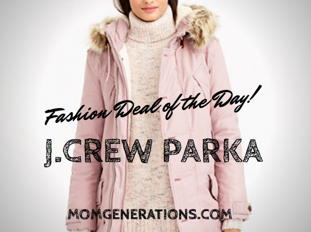 J.Crew Deal of the Day