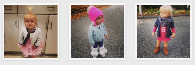 Kid Fashion on Instagram
