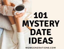 101 Mystery Date Ideas