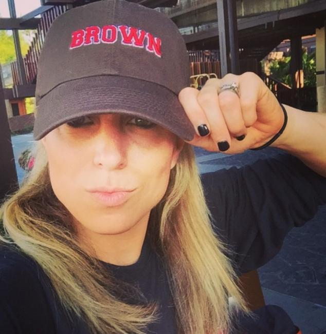 Brown University Hat