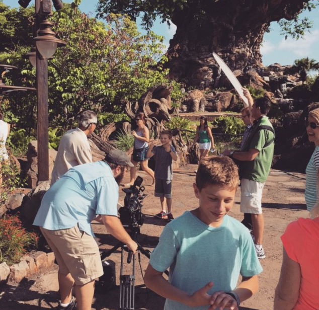 Disney World Trip with Tweens