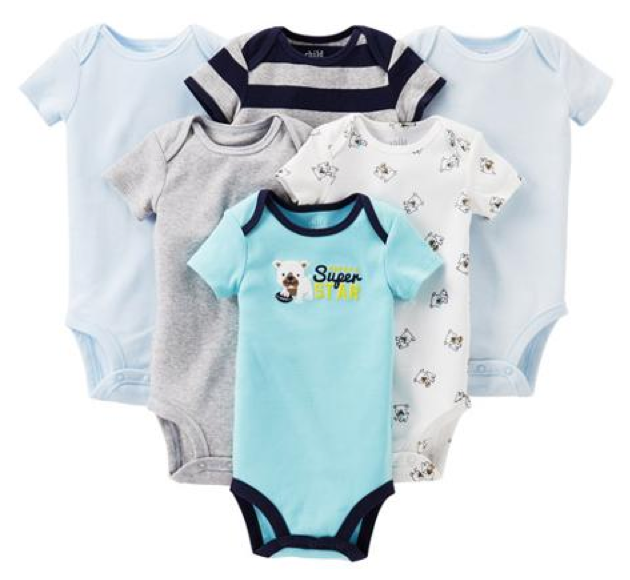 Walmart Baby Boy Clothes Best Baby Essentials Carter's Child Of Mine At Walmart Stylish Life