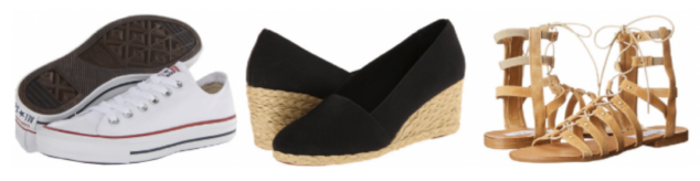 Summer Shoe Must-Haves